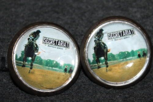 Secretariat-Belmont-Stakes-Horse-Bridle-Rosettes