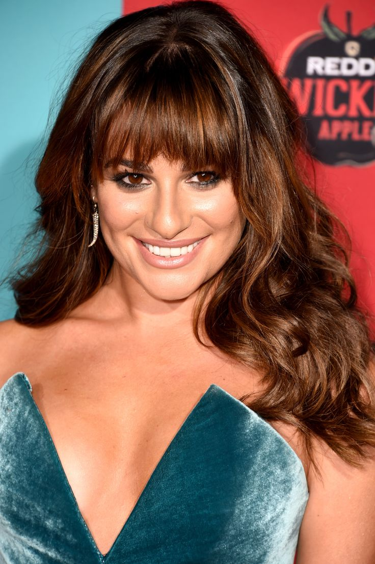 Lea Michele Says She S In Love Again Celebrity Style