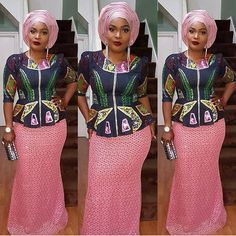 Trendy Aso Ebi Fashionable Styles you need in order to look stylishly amazing. Try rocking these aso ebi styles in any owambe party and you'll be shocked as to how eyes will pop after sighting your appearance. Don't forget to complement your outfit with beautiful gele or turban.  Scroll down and select the ones that look more appealing to you.   #aso ebi designs #aso ebi gallery #aso ebi styles 2015 #Aso ebi styles 2016 #aso ebi styles lace #aso ebi styles on bella naija