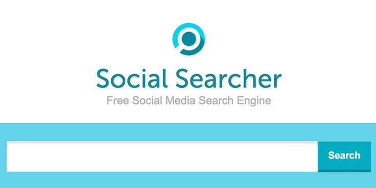 Social media searcher. 100+ Alternative Search Engines You Should Know