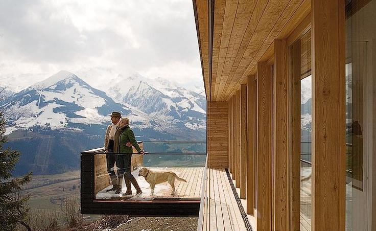 Hotel in Austria