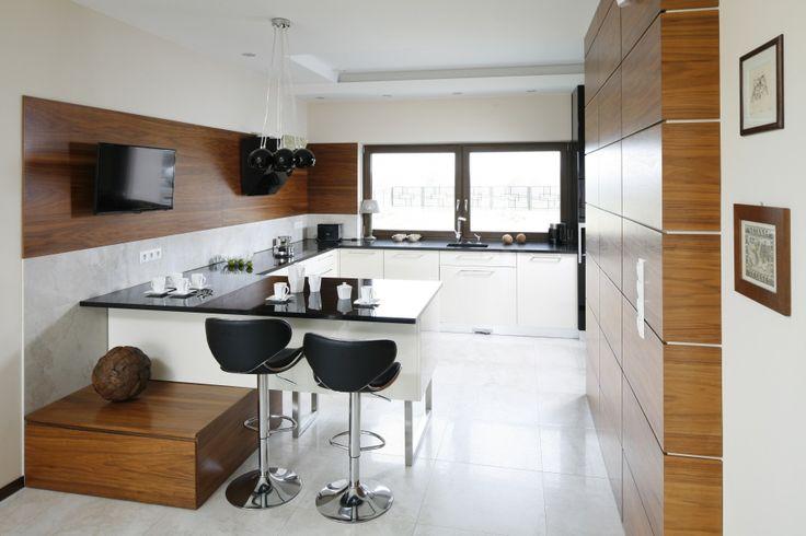 5 pomysłów na bar w kuchni  - zdjęcie numer 5