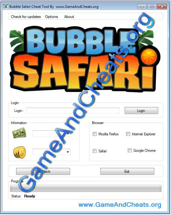 Bubble Safari Hack Tool | Bubble Safari Cheat Tool - http://gameandcheats.org/bubble-safari-hack-tool-bubble-safari-cheat-tool/