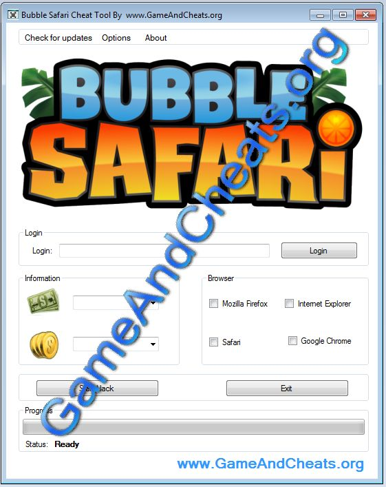 Bubble Safari Hack Tool | Bubble Safari Cheat Tool - http://gameandcheats.org/bubble-safari-hack-tool-bubble-safari-cheat-tool/
