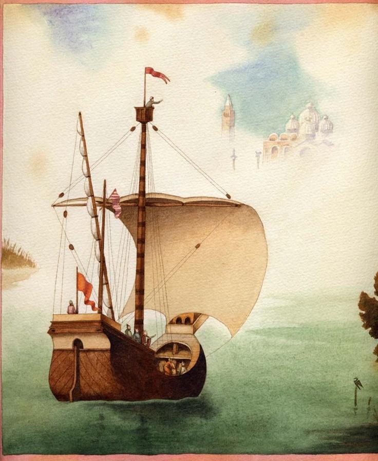 Marco Polo - Giovanni Manna