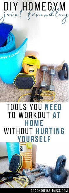 Die besten 25+ Diy home gym Ideen auf Pinterest Garage Fitness - ideen heim fitnessstudio einrichten