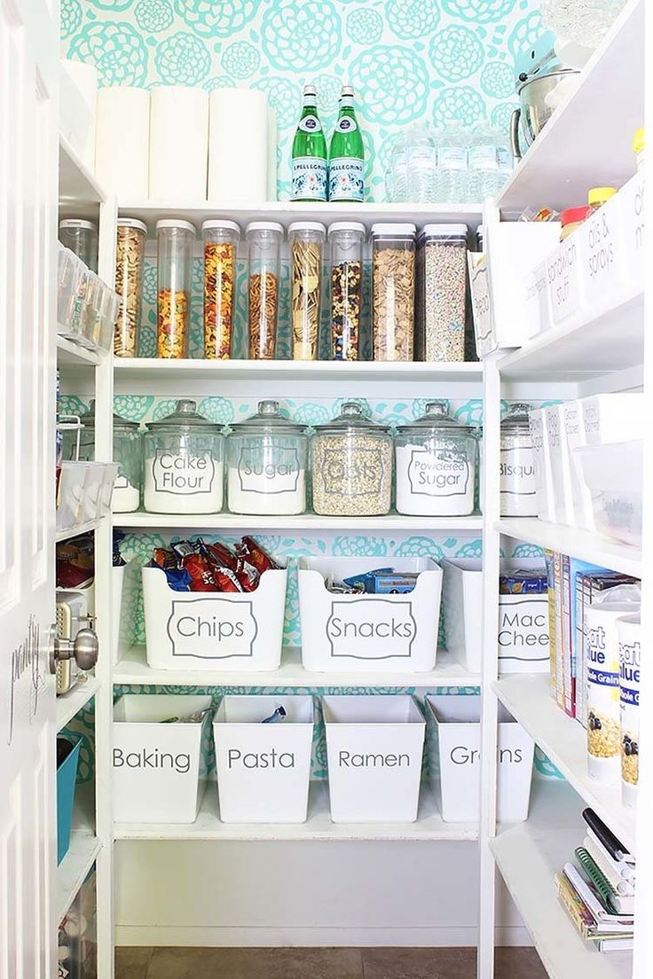 35 Clever ideas to organize your kitchen