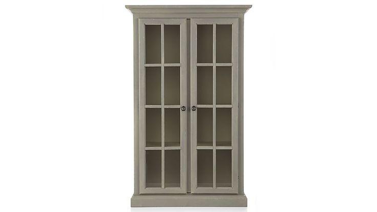 Vitrine Cabinet | Crate and Barrel