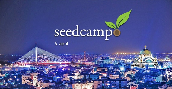 Mini Seedcamp event in Belgrate on April 5th
