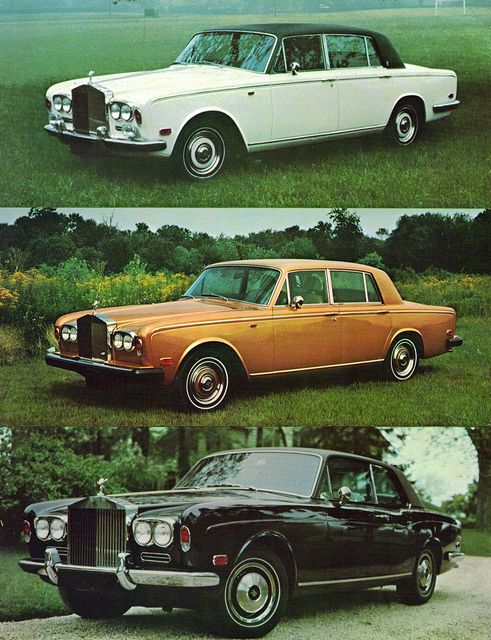 Rolls Rolls Rolls