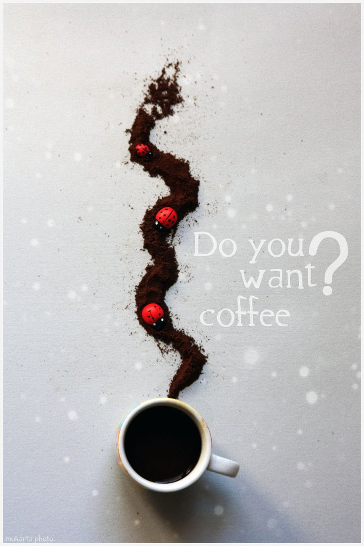 Do you want caffee?