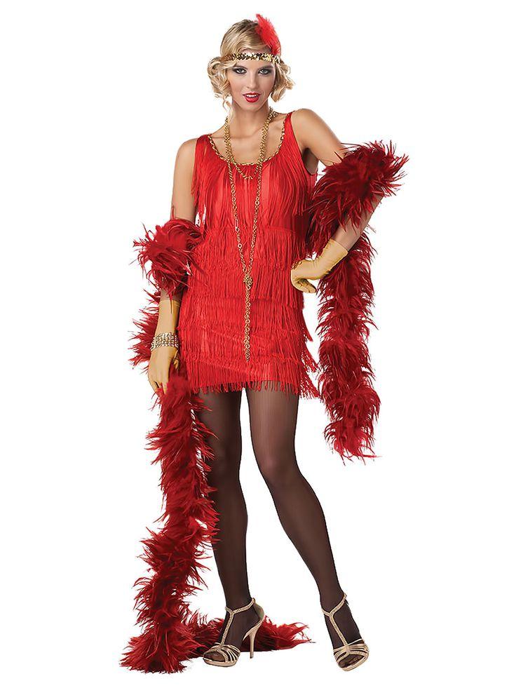 20er-Jahre Charleston Damenkostüm Flapper rot. Aus der Kategorie Karnevalskostüme / Sexy Damenkostüme. Ob 20er-Party oder Karnevalsfeier: Diese Charleston-Lady hat die Aufmerksamkeit der Männer sicher!