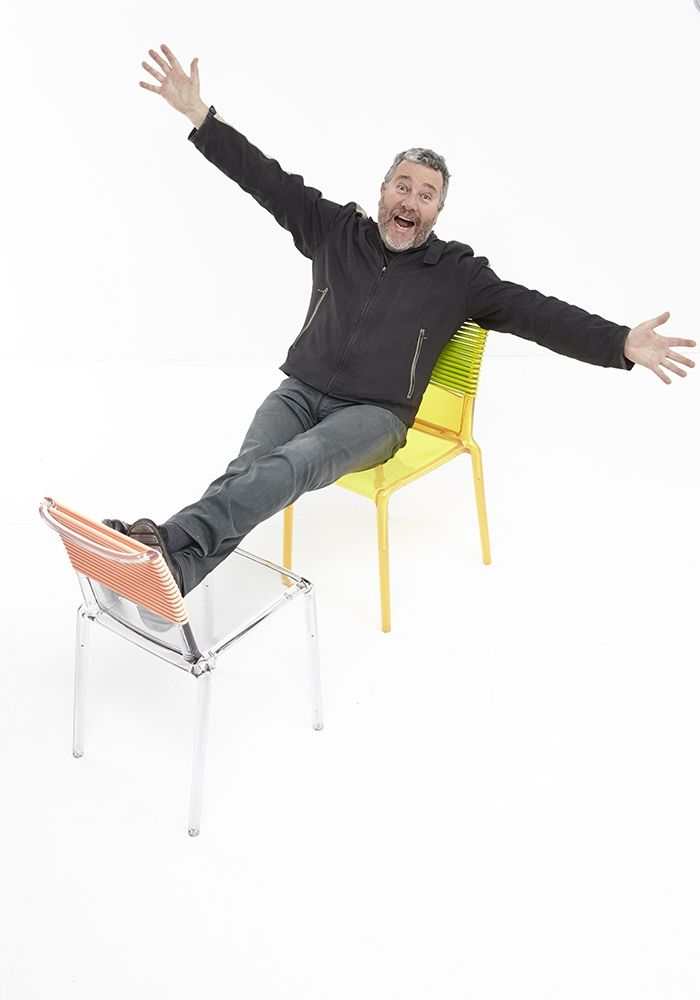 philippe starck uxui designer led technology special people interview armchair we lights designers