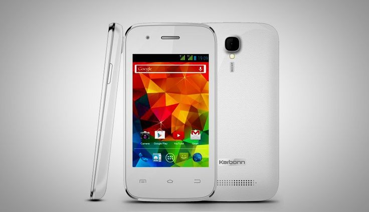 #Karbonn A5 Turbo is matted with slim design which provides super trendy and elegant look