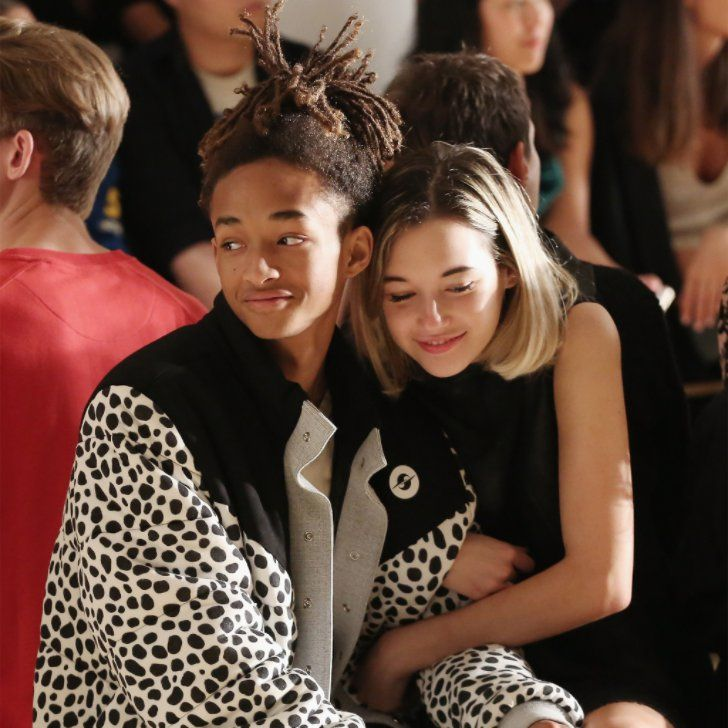 Jaden Smith and His New Girlfriend Put Their Love on Display at NYFW