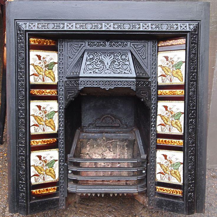 Best 25 victorian fireplace ideas on pinterest for Victorian corner fireplace