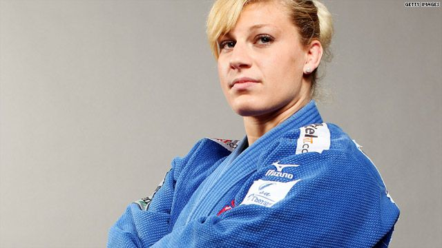 Kayla Harrison, now the first U.S. athlete to win an Olympic gold medal in Judo, overcame sexual abuse by her first coach. She started over with a new coach and continued to chase her dream of Olympic gold. Such an inspiring story.