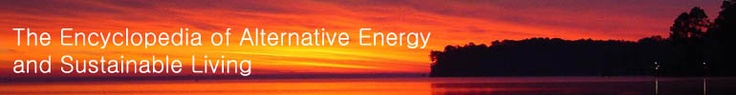 The Encyclopedia of Alternative Energy and Sustainable Living