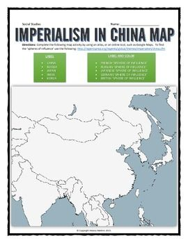 78 Best images about Imperialism - Teaching Resources on ...