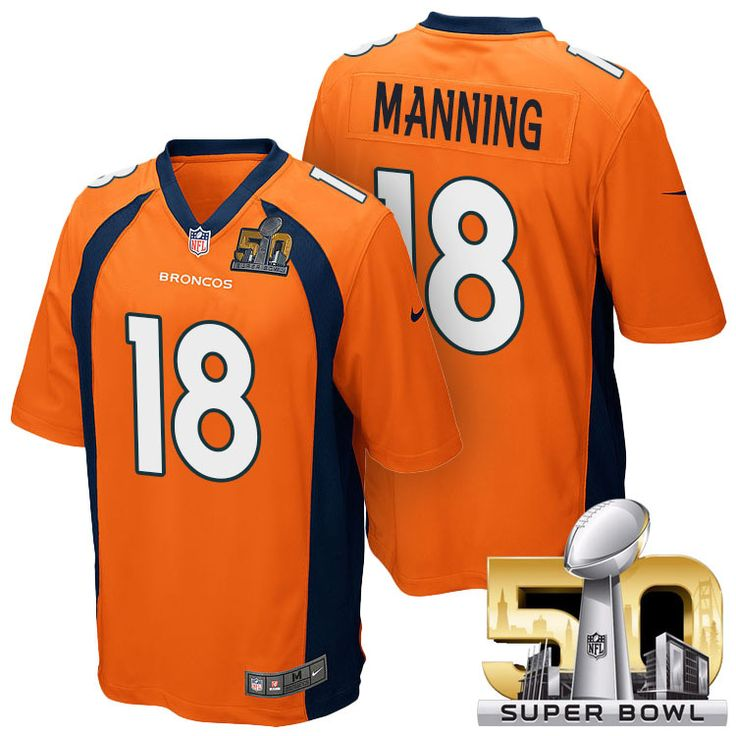 brand new w tags nfl denver broncos von milller jersey with superbowl 50 patch size large available