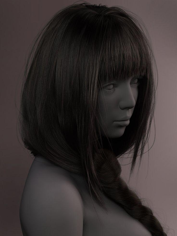 The girl with a Braids, Lo YiTing on ArtStation at https://www.artstation.com/artwork/the-girl-with-a-braids-dcfa56fc-5732-4c61-ab36-676aed70f9c2?utm_content=buffera6856&utm_medium=social&utm_source=facebook.com&utm_campaign=buffer