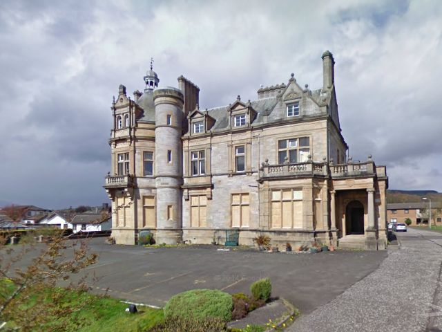10 Abandoned Manor Houses Baronial Mansions Of Scotland