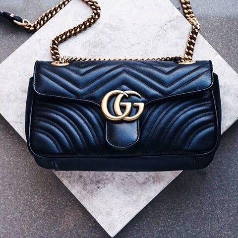 Gucci 'Marmont'  |  pinterest: @Blancazh