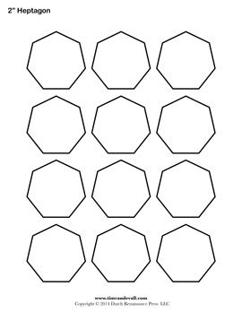 Common Worksheets shapes heptagon : 78+ images about Lucky 7 heptagon on Pinterest | Geometric jewelry ...