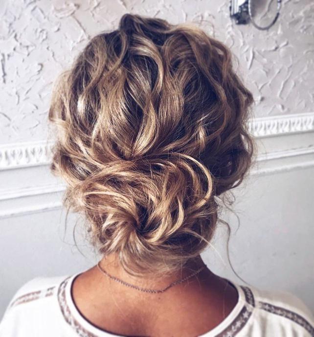 Festive updos with curls Festliche Hochsteckfrisu+#curls #Festive #festliche #Ho...