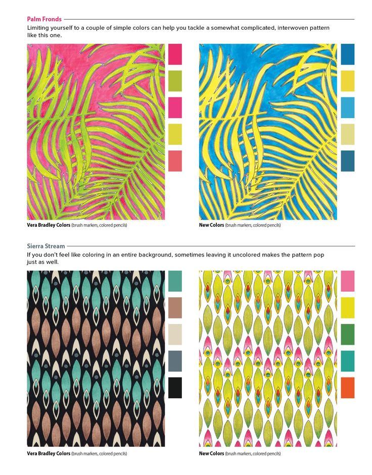 Vera Bradley Coloring Book Reviews 2 New Releases