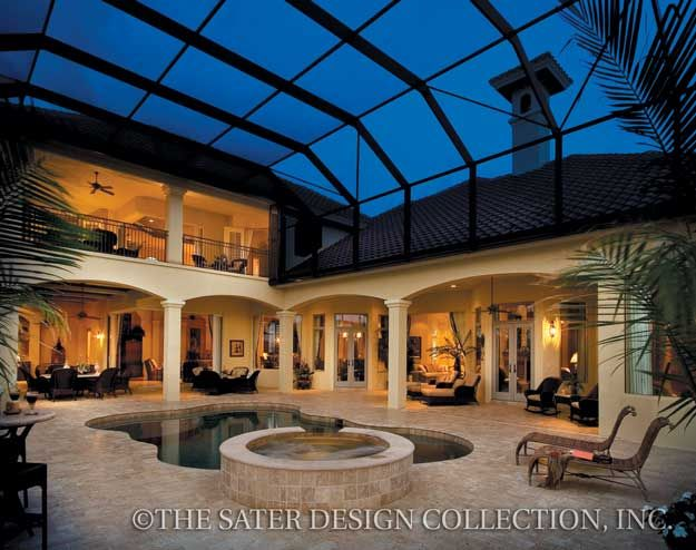 Home Designer Collection 157 best outdoor living spaces - the sater design collection