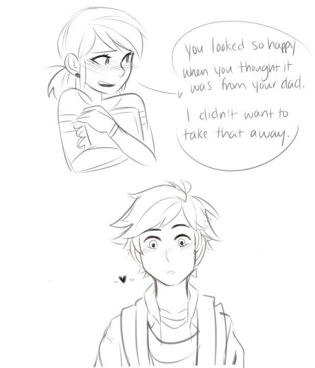 Adrien- ¿Por qué no me lo dijiste?