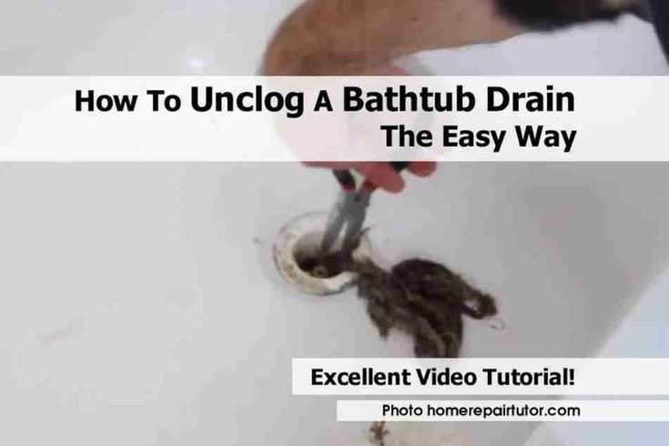 New post Trending-how to clean a clogged bathtub-Visit-entermp3.info