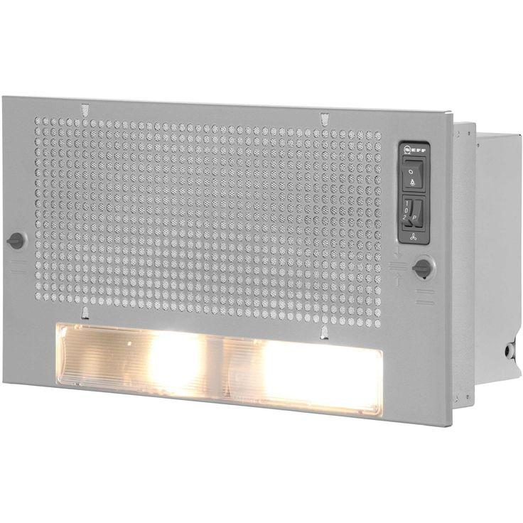 Neff 55cm Built In Canopy Cooker Hood   D5625X0GB   ao.com