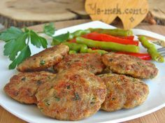 Patatesli Kıbrıs Köftesi Resimli Tarifi - Yemek Tarifleri