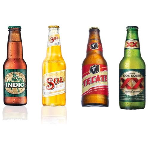 "Cerveza mexicana (para el pescado ""Sarandeado"")"