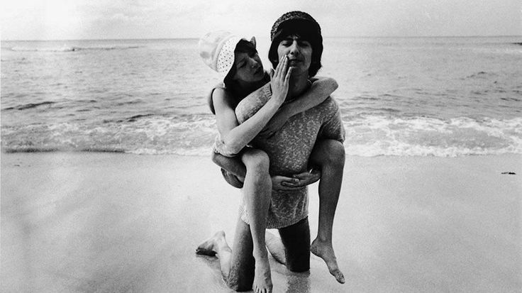 George Harrision and Patti Boyd, Honeymoon in Barbados