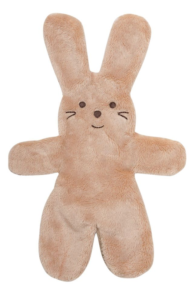 Babu - Bunny, NZ$14.95 (http://www.babu.co.nz/clothing/accessories/bunny/) A great stocking filler. Super soft and snuggly!