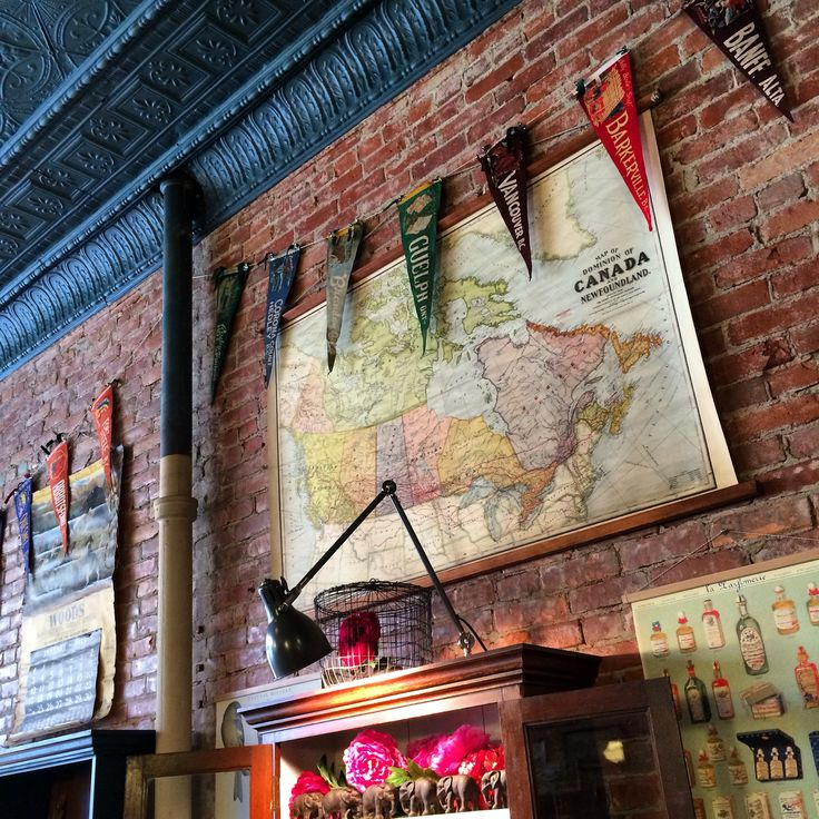 The Cartolina store. Nelson BC.