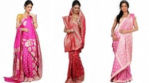 Wedding Benarasi Sarees