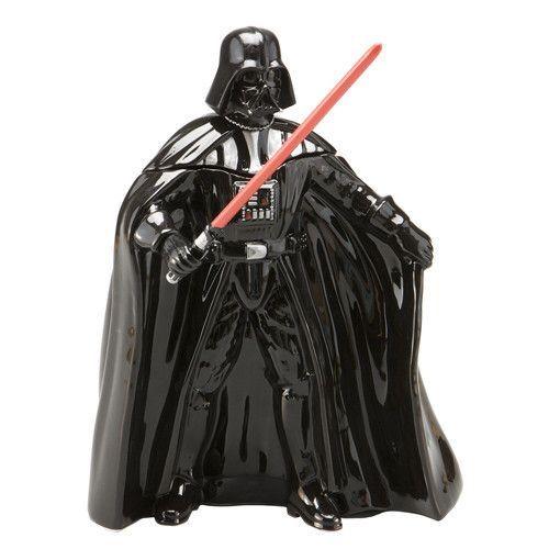 Darth Vader Star Wars Ceramic Cookie Jar