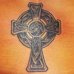 Top 50 celtic cross tattoos   4develop
