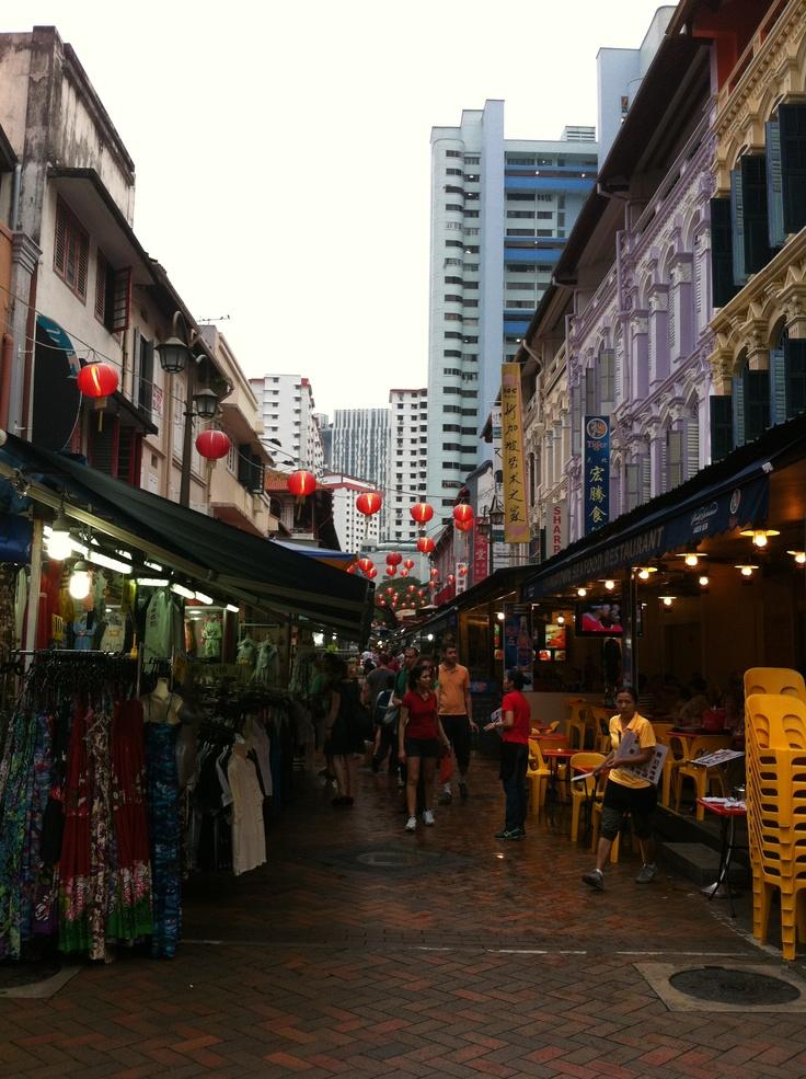 Chinatown @ Singapour