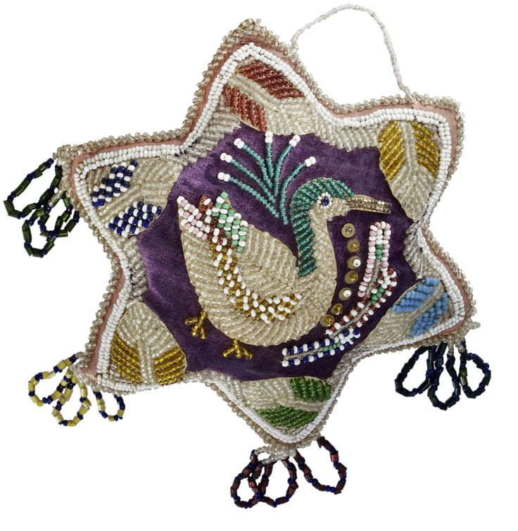 Birds and Beasts in Beads: 150 Years of Iroquois Beadwork | by colgateuniversity