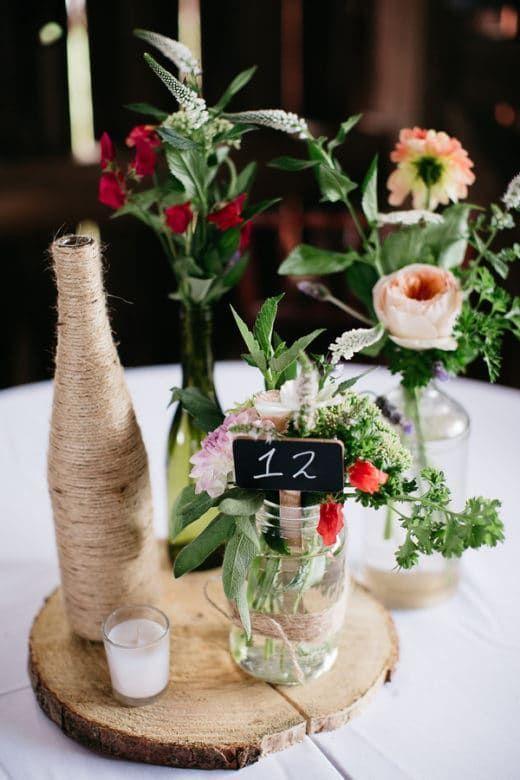 A Boho Country Rustic Wedding