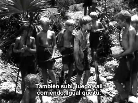 3º ESO-C_ECDH 2015-2016 1T: el señor de las moscas peter brook,1963 - YouTube