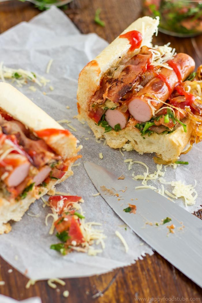 Homemade Hot Dog – Dan330