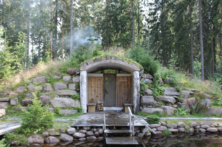 Beautiful Finnish Saunas and Sauna Culture