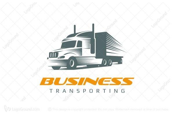 Logo for sale: Truck Logo