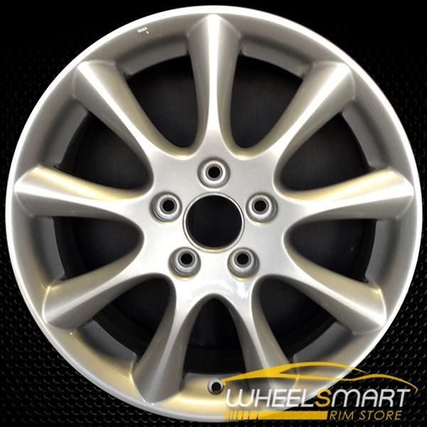 17 Acura Tsx Oem Wheel 2006 2008 Silver Alloy Stock Rim 71750 Oem Wheels Acura Tsx Wheels For Sale
